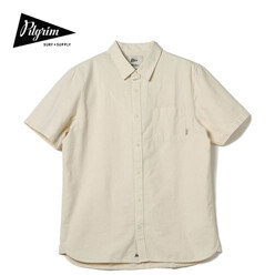 Vans + Pilgrim Ss Shirt, Turtle Dove