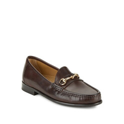 Ascot Ii Leather Bit Loafers