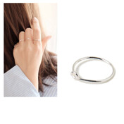 Knot Ring_Silver