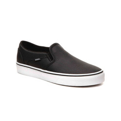 Asher Perforated Slip-On Sneaker