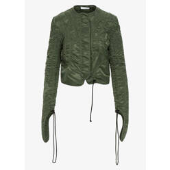 J.W.Anderson Cropped Corded Jacket