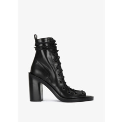 Ann Demeulemeester Lace-Up Booty