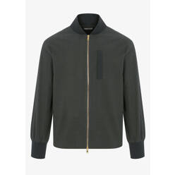 Aime Leon Dore Mens Full Zip Shirt Bomber