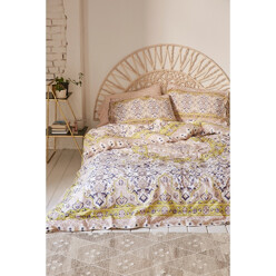 Plum And Bow Anza Tiled Duvet Cover
