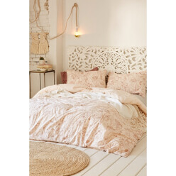 Plum And Bow Margot Climbing Floral Duvet Cover