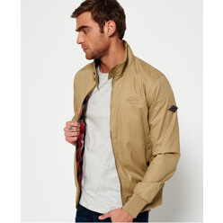 Longhorn Harrington Jacket