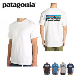 [8%할인쿠폰]파타고니아 P-6 Logo Organic Cotton T-Shirt