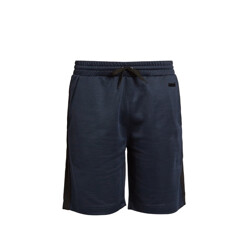 Cotton-Jersey Track Shorts