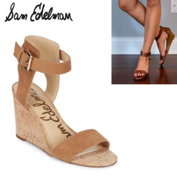 Willow Suede Sandals