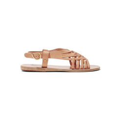 Maria Leather Sandals