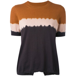 Gradient-Effect T-Shirt