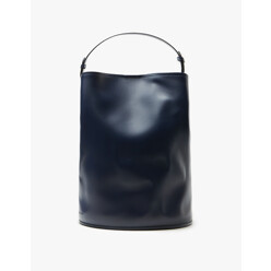 Large Bucket Bag In Marine