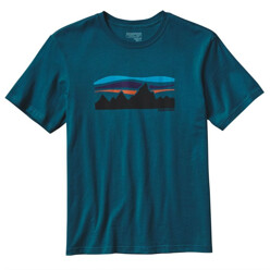 [8%할인쿠폰]파타고니아 Fitz Roy Banner Cotton T-Shirt - Mens