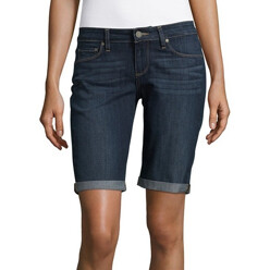 Jax Denim Knee Shorts