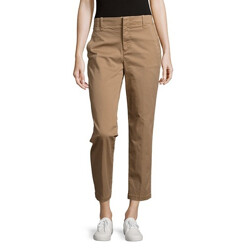 Solid Stretch Pants
