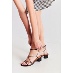 Isa Strappy Heel