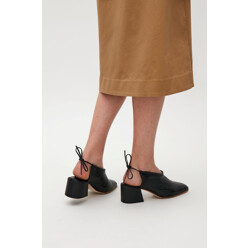 Pumps With Back-Tie
