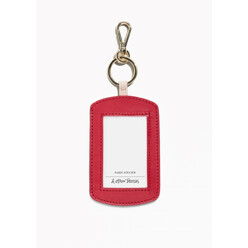 Leather Travel Tag
