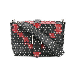 Flower Bag With Studs