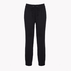 Washed Stretch Linen Utility Pant