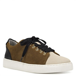 Pankra Lace-Up Sneakers