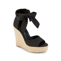 Embry Ankle Wrap Wedge Sandals