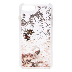 Birds Glitterfall Iphone 7 Plus Case