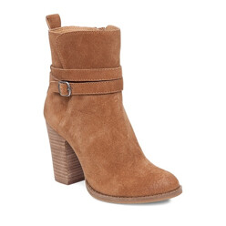 Latonya Suede Ankle Boots