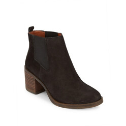 Ralley Leather Booties