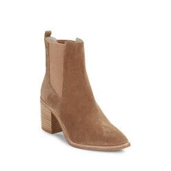 Jenni Mid-Calf Suede Boots