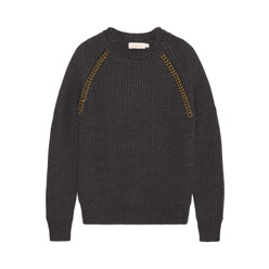 Trudy Embellished Wool Sweater