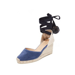 Carina Low Wedge Espadrilles