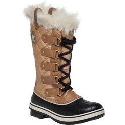 Tofino Snow Boot Quilted Canvas