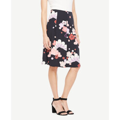 Blooms Pleated Skirt