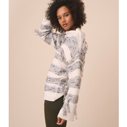 Lou Grey Fringeout Sweater