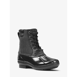 Easton Lace-Up Duck Boot
