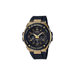 Gst-S300g-1a9 Black And Gold