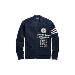 The Iconic Collegiate Cardigan
