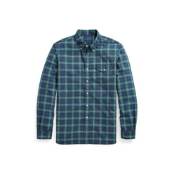 The Iconic Plaid Oxford S...