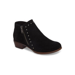 Brie Studded Bootie - 3co...