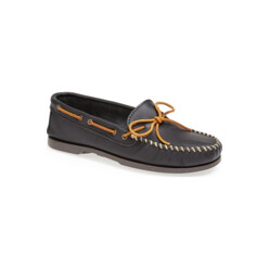 Leather Camp Moccasin