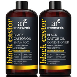 Black Castor Oil Shampoo ...