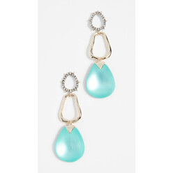 Lucite Drop Post Earrings