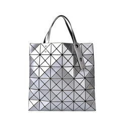 Lucent Basics Tote_Silver