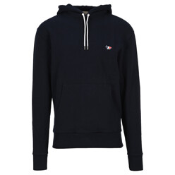 Tricolor Fox Patch Hoodie