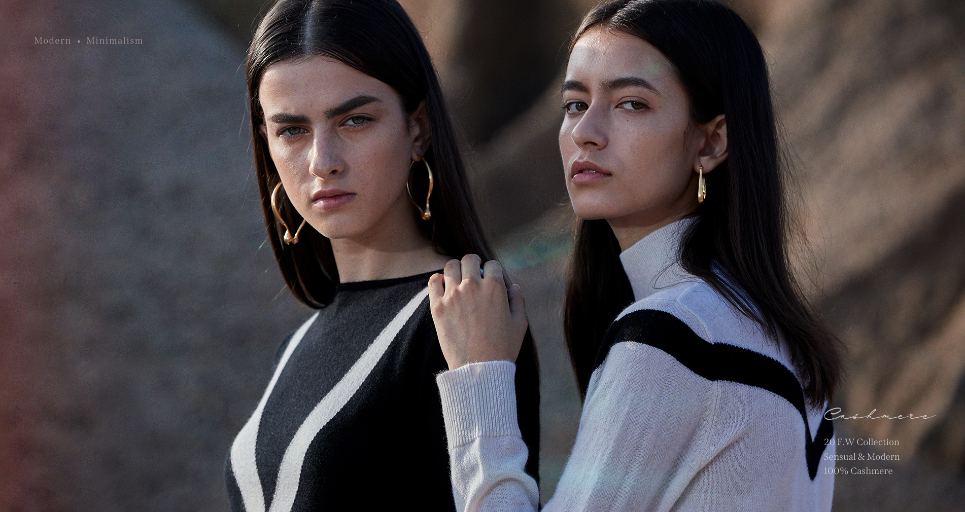 Pure cashmere nyc 20fw